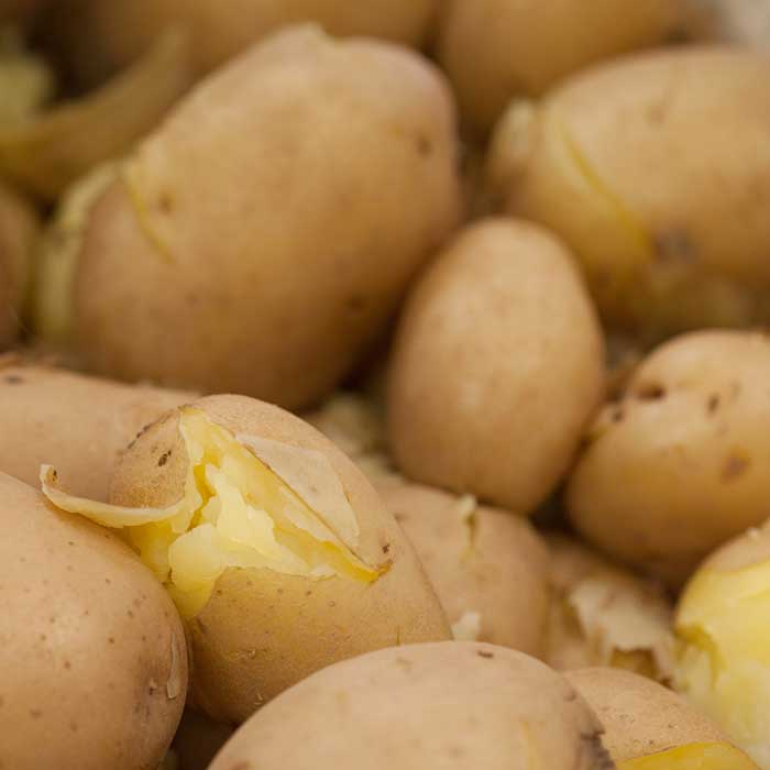 Patate al Ristorante Cibreo di Firenze