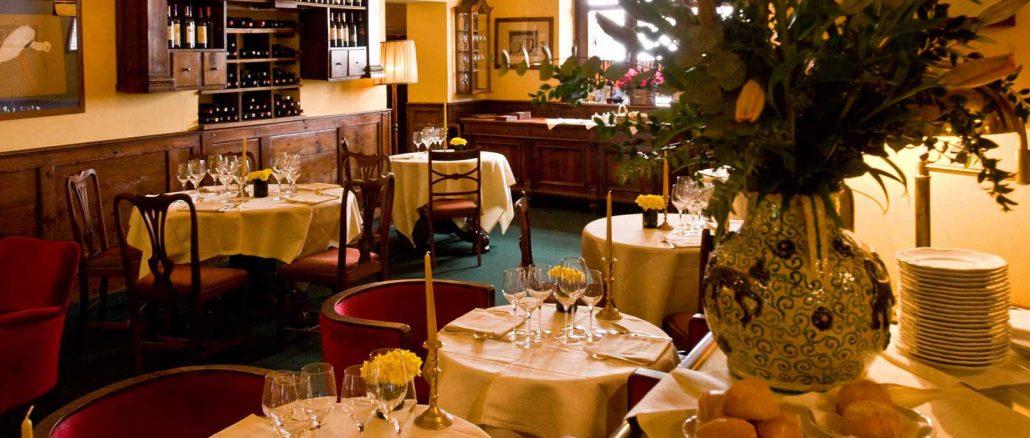 Sala ristorante Cibrèo Firenze